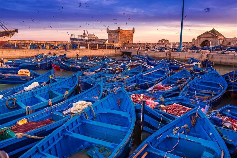 Essaouira la capital internacional de gnaoua