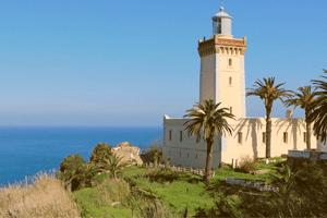 Las maravillosas vistas desde Cap Spartel