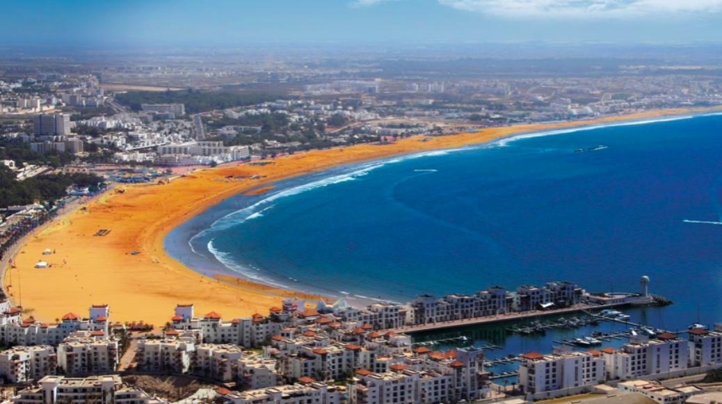 Agadir, la ciudad del surf de Marruecos