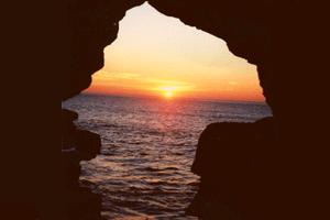 Las irresistibles cuevas de hércules en Tánger