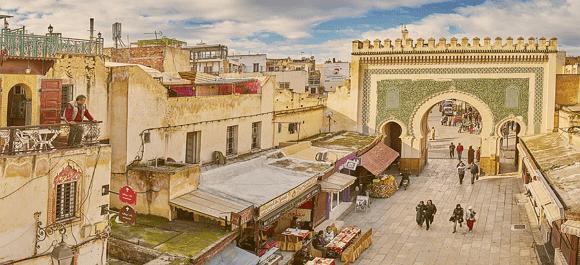 Fez la ciudad imperial de Marruecos y su maravillosa medina