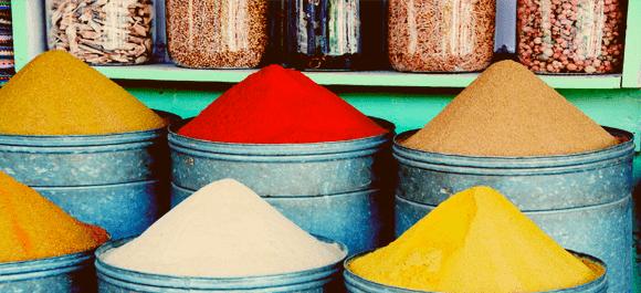 Los mercados de Marrakech es una de las cosas que no se puede perder en esta ciudad