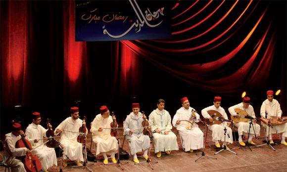 Muscia arabe de Marruecos