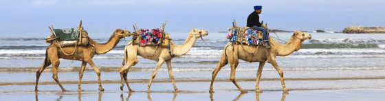 Las mejores playas marroquíes