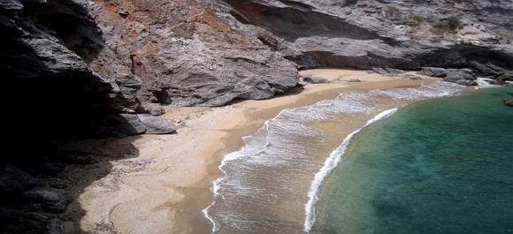 Muy cerca de Melilla nos encontramos a la playa de Sidi Hssain