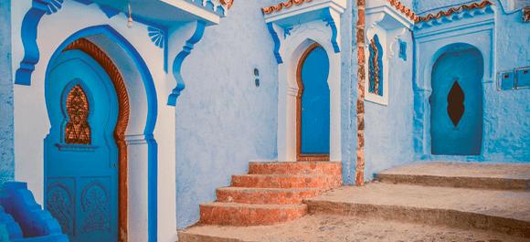 Chaouen, el oasis azul de Marruecos