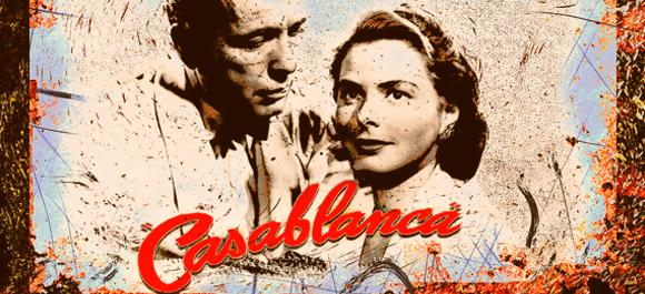 La película de Casablanca que se rodó en el cafe Ricks