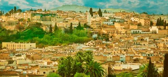 Fez la ciudad imperial de Marruecos