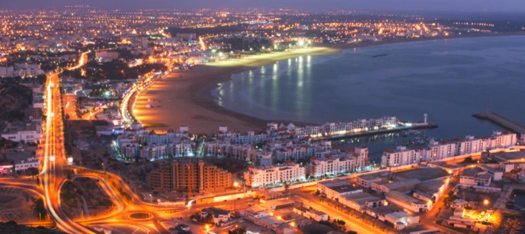 Agadir, la playa de Marruecos