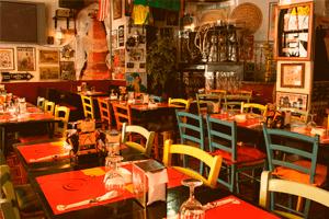 Restaurante la Bodega - Casablanca, Marruecos