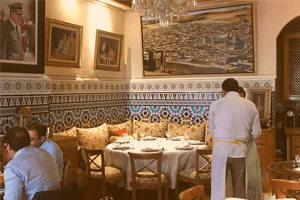 Restaurante Le Cuisto Traditionnel en Casablanca, Marruecos