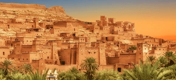 Uarzazat o Ouarzazate la Hollywood de Africa