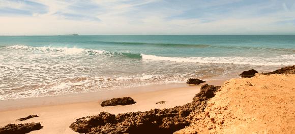 Marruecos ofrece una gran variedad de playas a lo la largo de sus costas