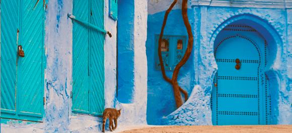 Chaouen o Chefchaouen, Marruecos