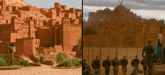 Juego de Tronos en Aït Ben Haddou - Marruecos