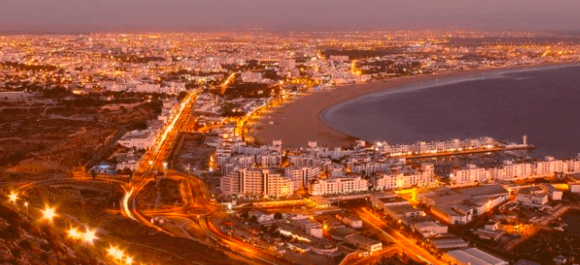 Agadir en tu ruta de quince dia por Marruecos