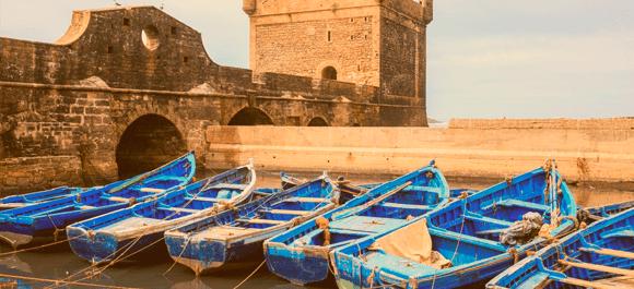 En ruta de nueve dias por Marruecos tienes que pasar por Essaouira