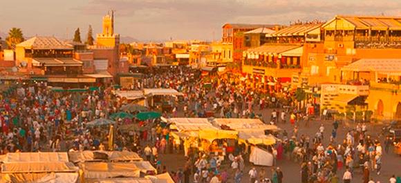 Una de la ciudades imperiales de Marruecos debe de ser un riquisitos en tu ruta de 9 dias por Marruecos