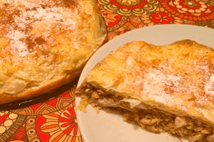 Bastila - gastronomía marroquí