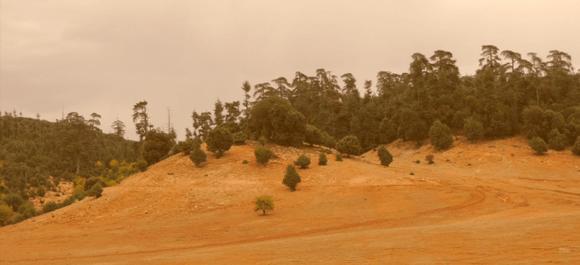 Parque Nacional del Alto Atlas Oriental
