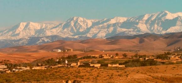 Parque Nacional de Jenifra