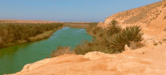 Cordillera del atlas - Marruecos