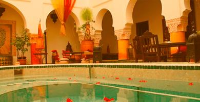 Un riad en Marruecos siempre es una buena opción