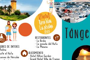 La mejor guia de Tanger y GRATIS
