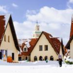 Disfrutar de la nieve en Ifrane al visitar Marruecos
