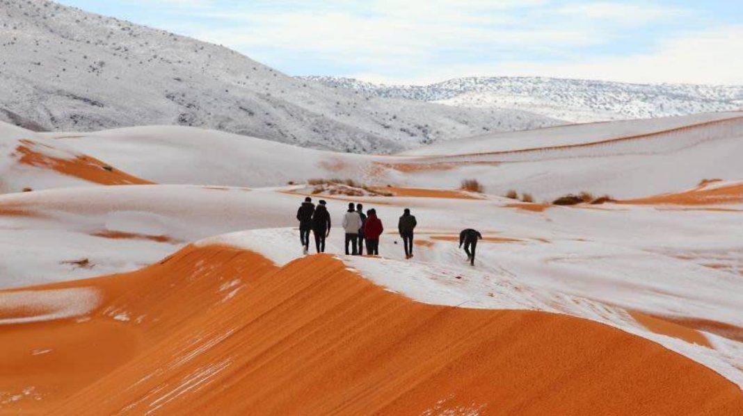 Tierra de estrellas: Vivacs de lujo en el desierto