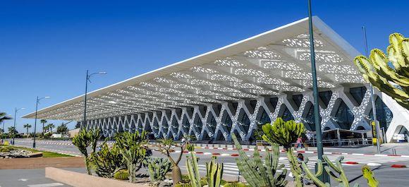 Los aeropuerto de Marruecos