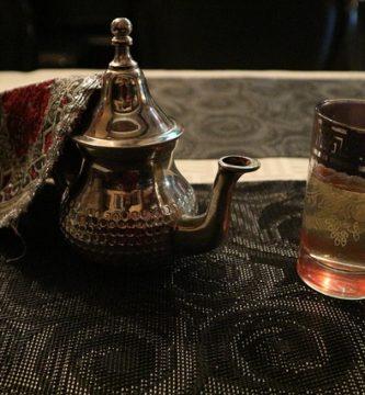 El mejor té del mundo es el té con menta o con hierbabuena