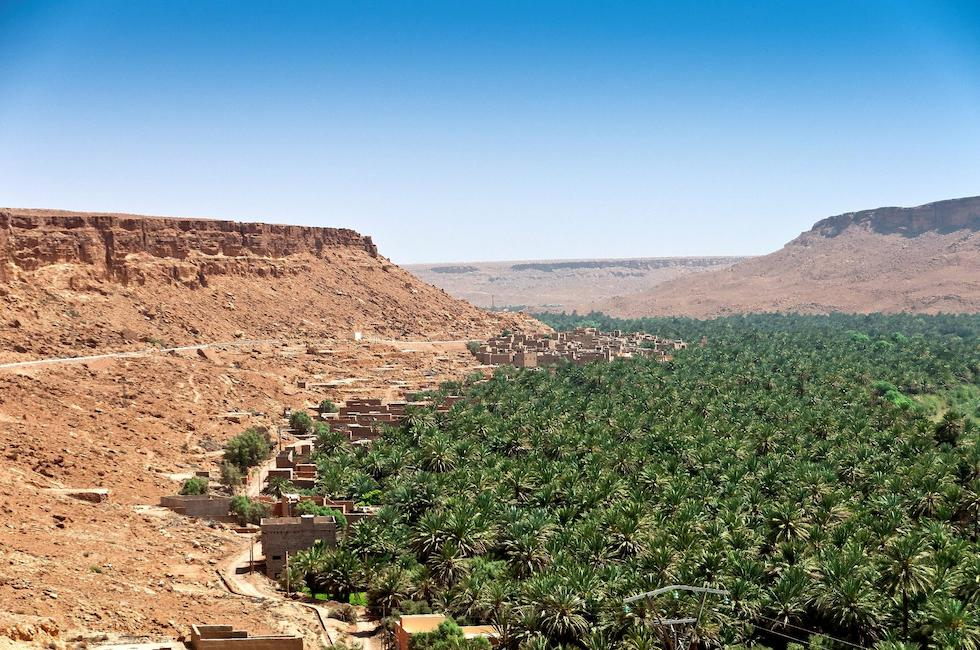 oasis de marruecos