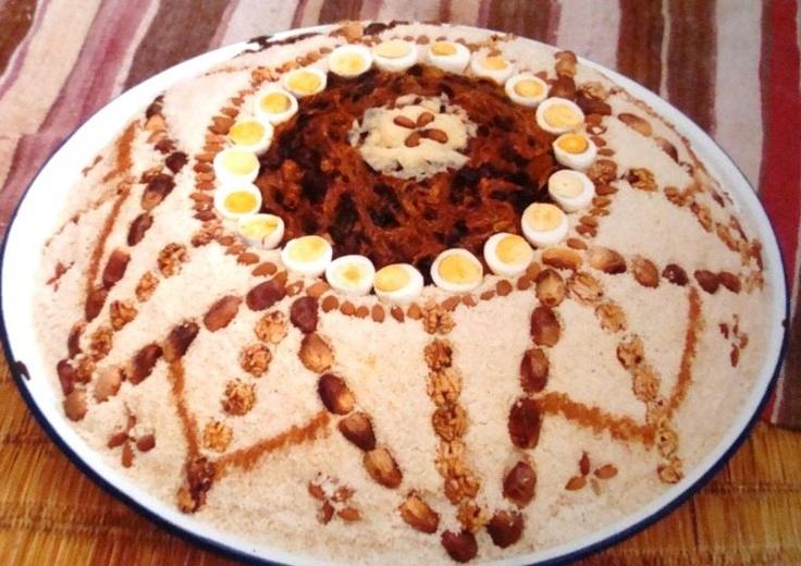 Seffa gastronomía-cultura-tradición marruecos