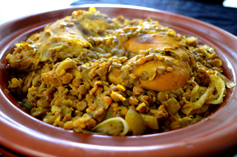 Rfisa es de los mejores platos marroquies