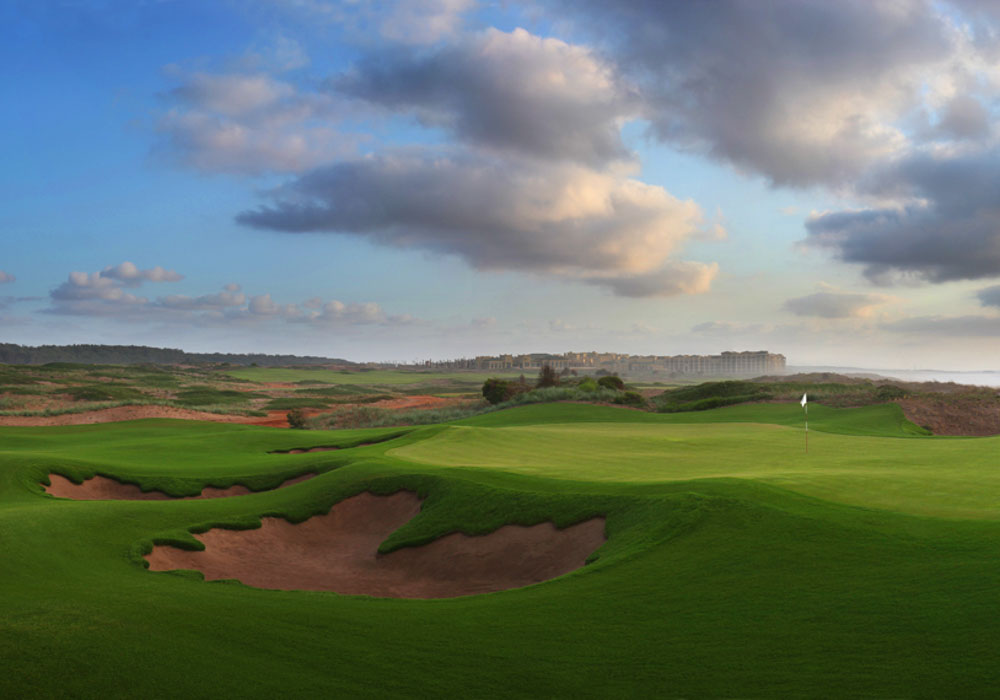 No puedes dejar de jugar al golf en Marruecos en Mazagan