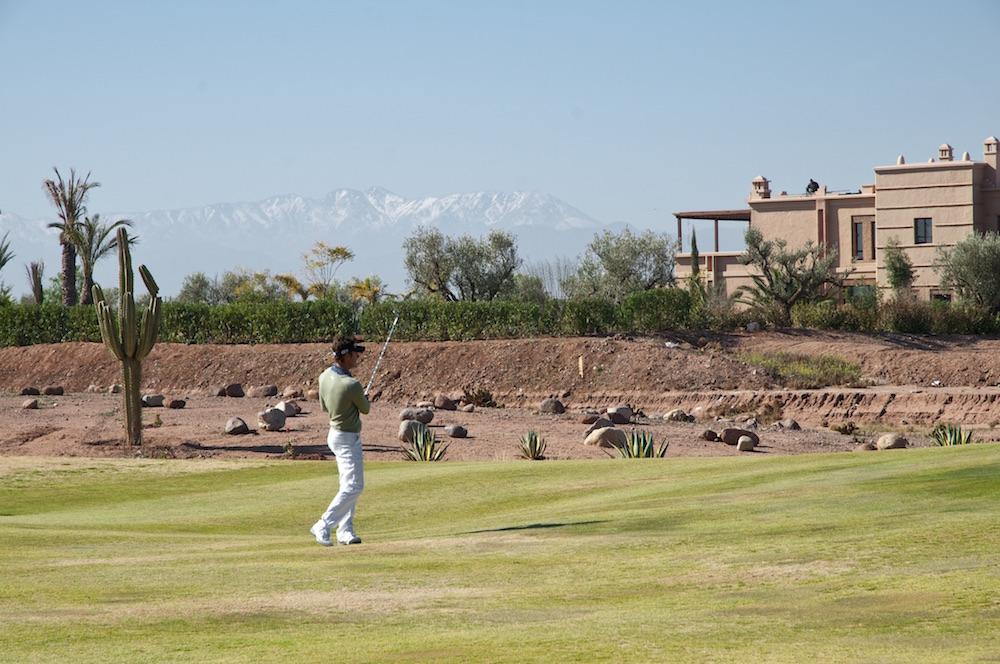 Disfruta del golf en Marruecos