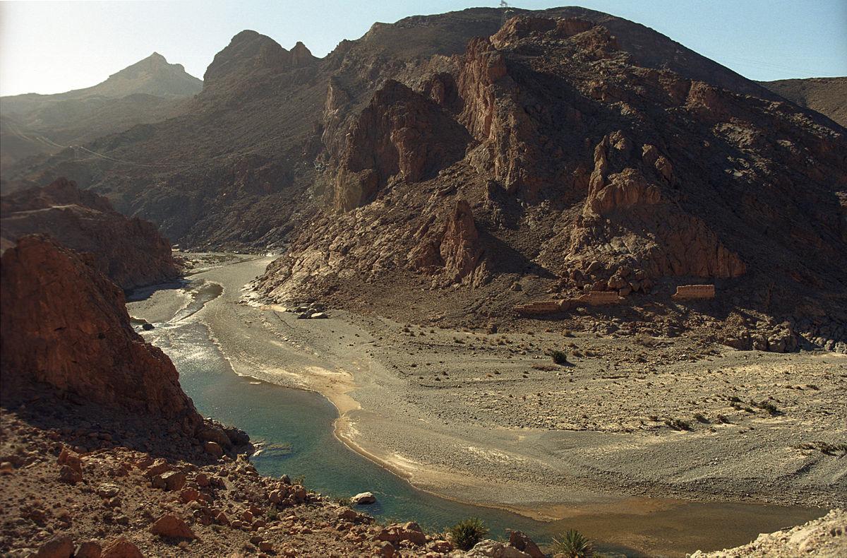 El mejor oasis del norte de africa esta en Marruecos